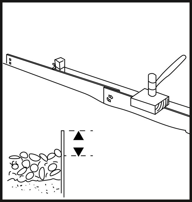 Multi-Edge METAL aanleg stap 3