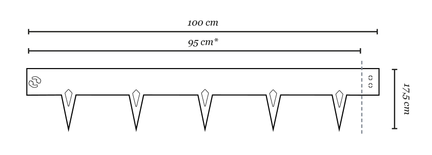Multi-Edge METAL specificaties