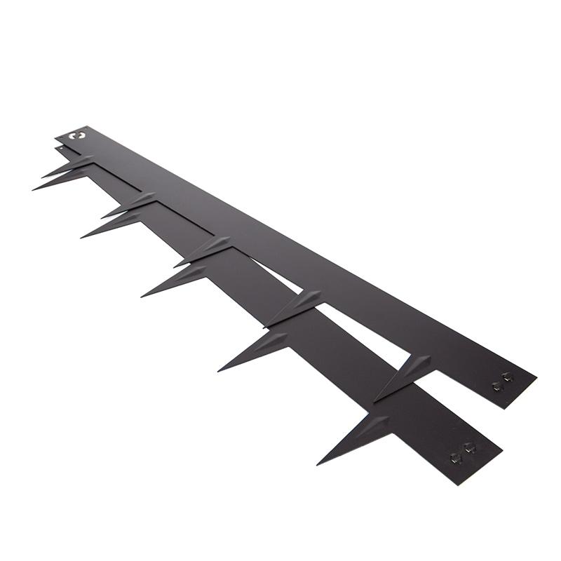 Multi-Edge METAL zwart