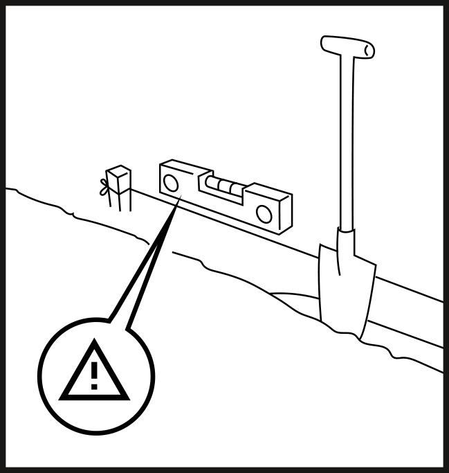Multi-Edge METAL installation step 1