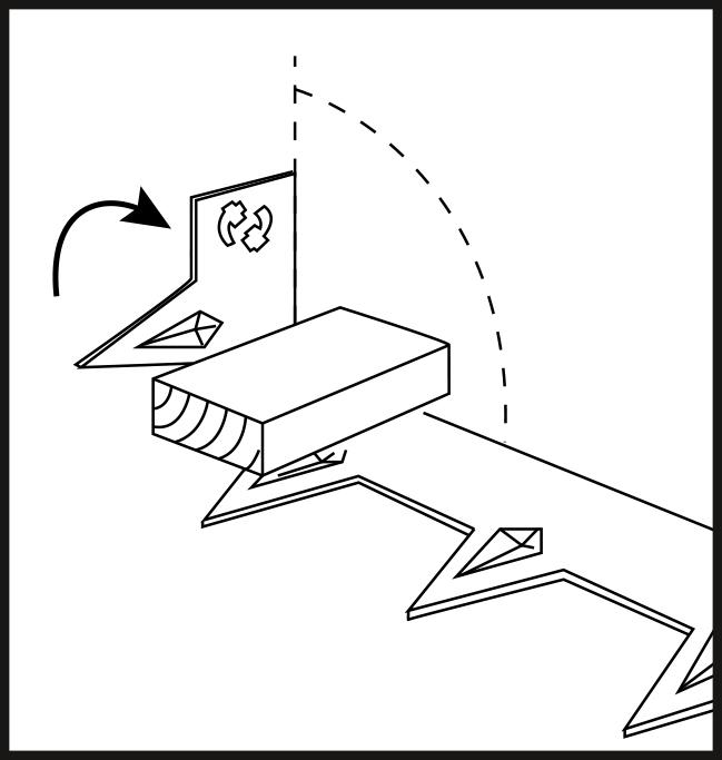 Multi-Edge METAL installation step 4