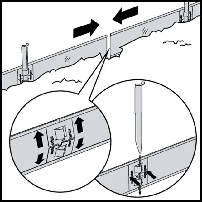 Multi-Edge ADVANCE aanleg stap 5