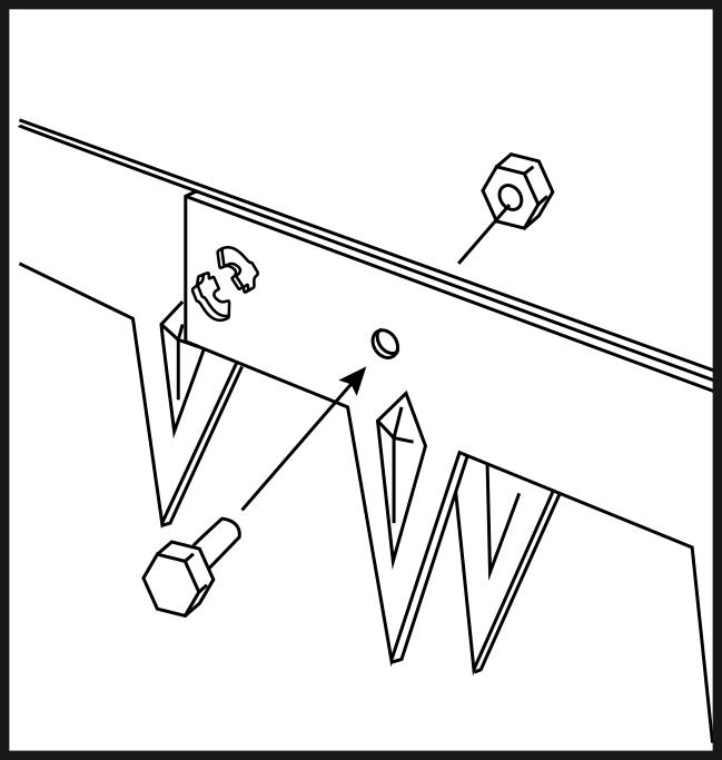 Multi-Edge METAL construction étape 6