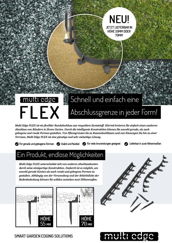 Multi-Edge FLEX Aufbauprospekt
