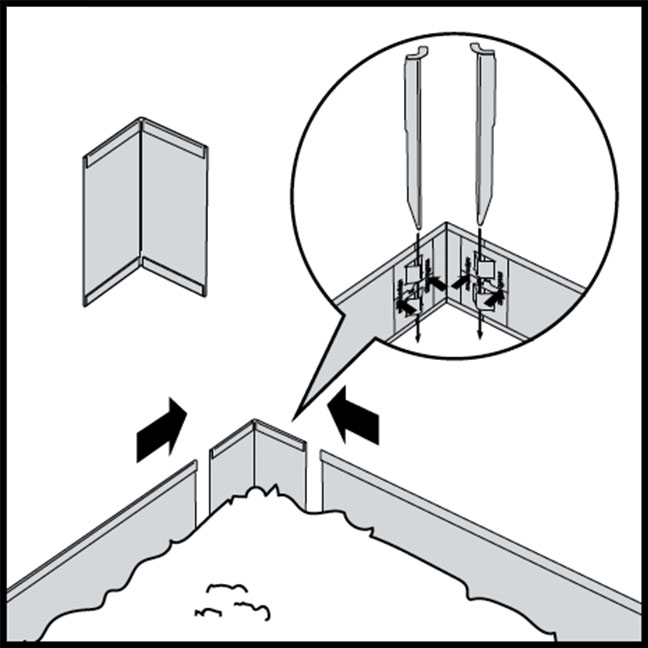 Multi-Edge ADVANCE construction 6