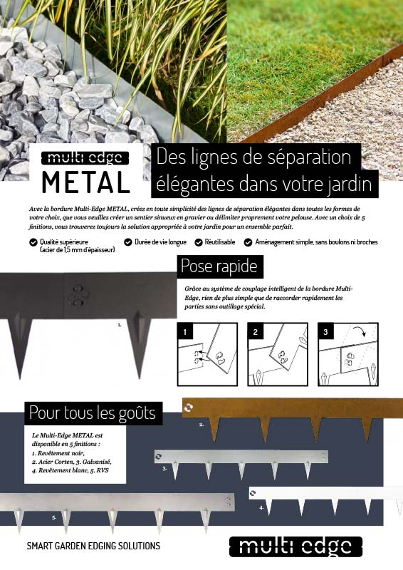 Multi-Edge METAL brochure