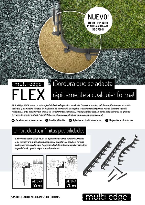 Manual de instrucciones de Multi-Edge FLEX