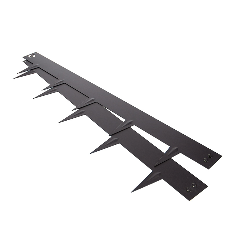 Multi-Edge METAL Acero lacado negro