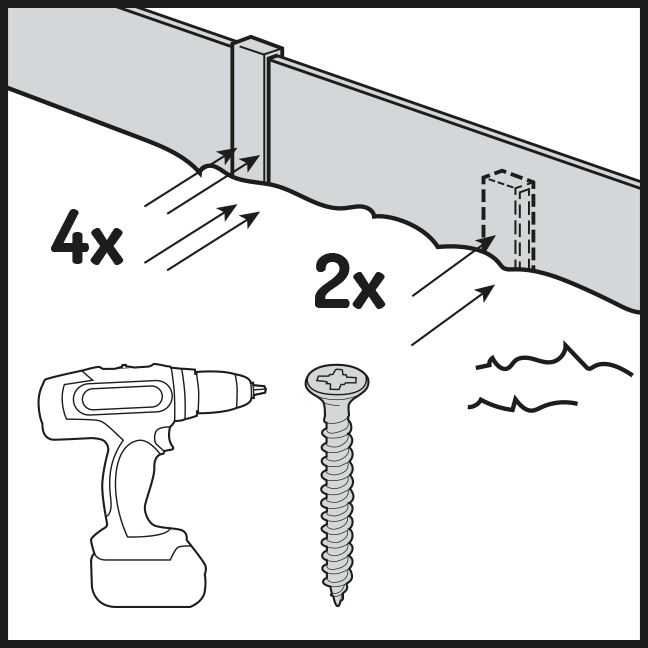 Multi-Edge ECO construction 5