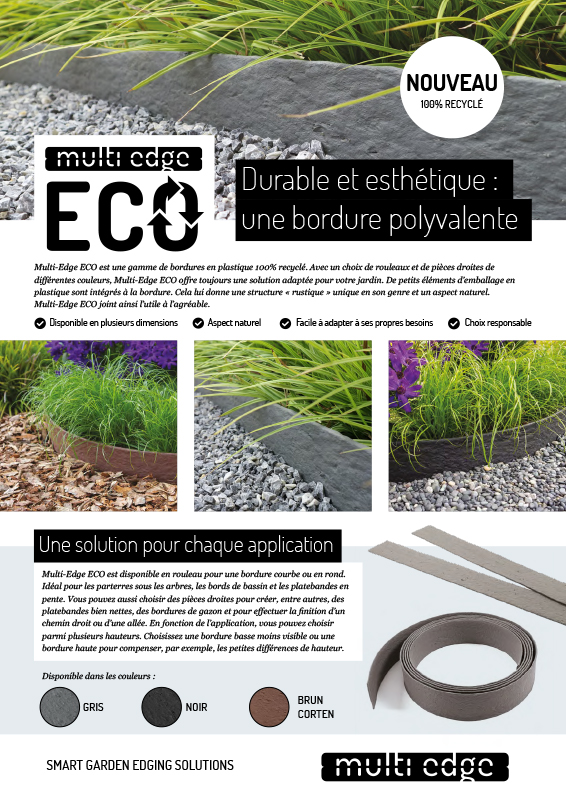 Multi-Edge ECO brochure